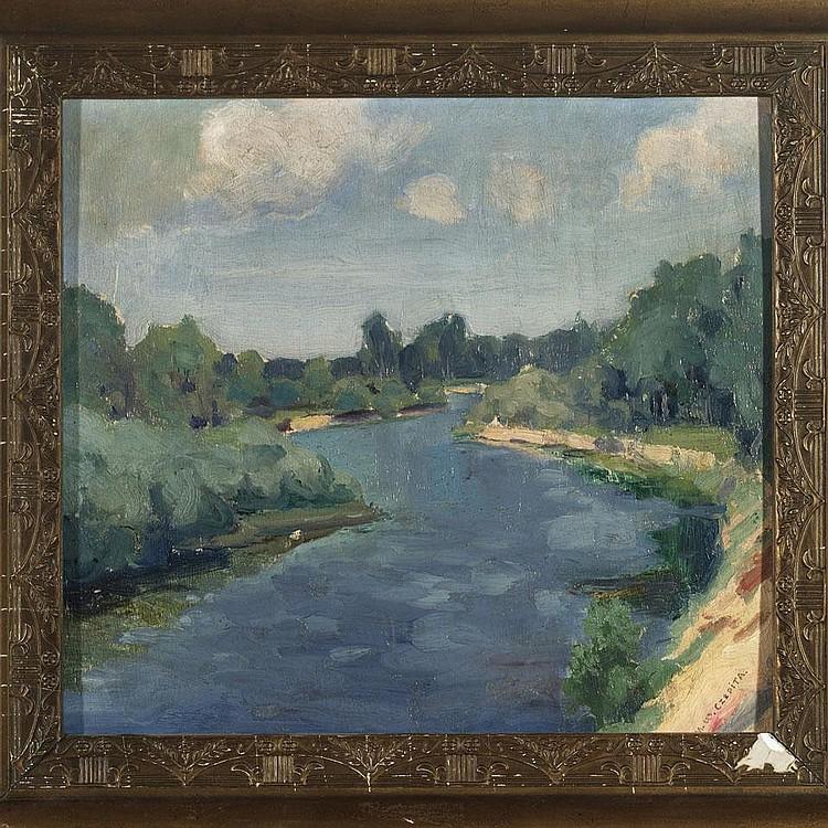 Michal Wiktor Czepita (1884-1941), Polish RIVER