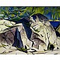 ALFRED JOSEPH CASSON (CANADIAN, 1898-1992) ROCK