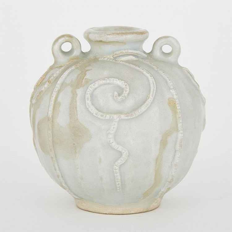 A Small Melon Jar, Yuan Dynasty, 3.7