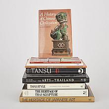 Group of Ten Asian Art Reference Books (10 Pieces)