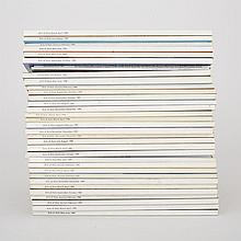 Group of Thirty-Seven Asian Art Magazines (37 Pieces)