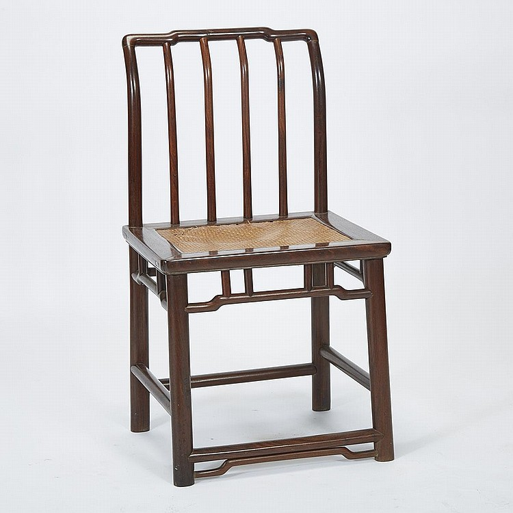 A Rosewood Chair, 34.6