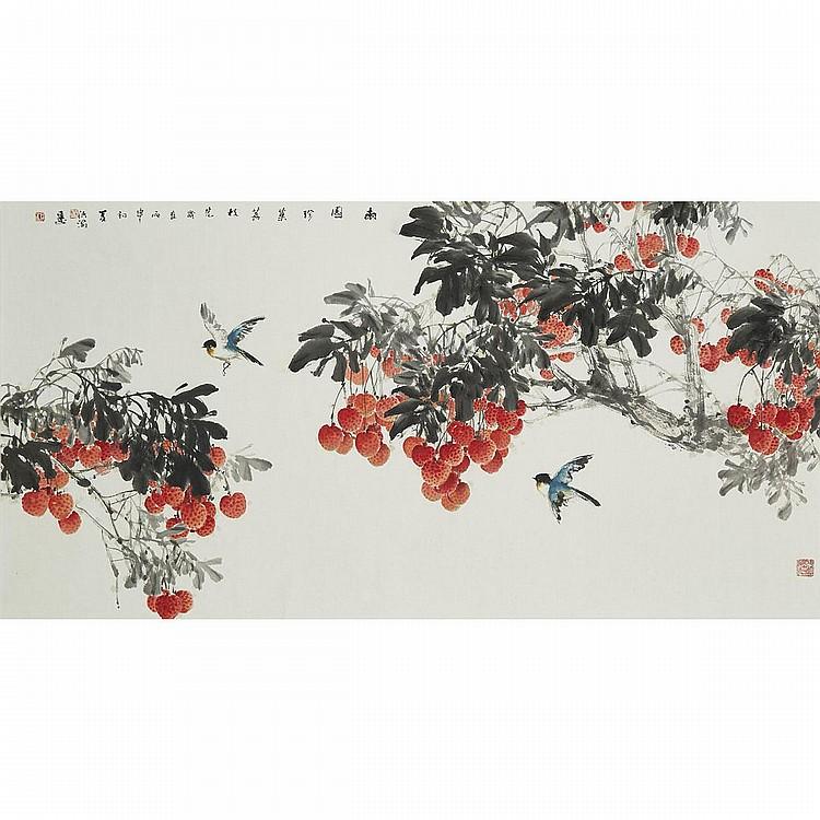 Yang Mingyu (1961- ), BIRDS楊泯渝, 27.6