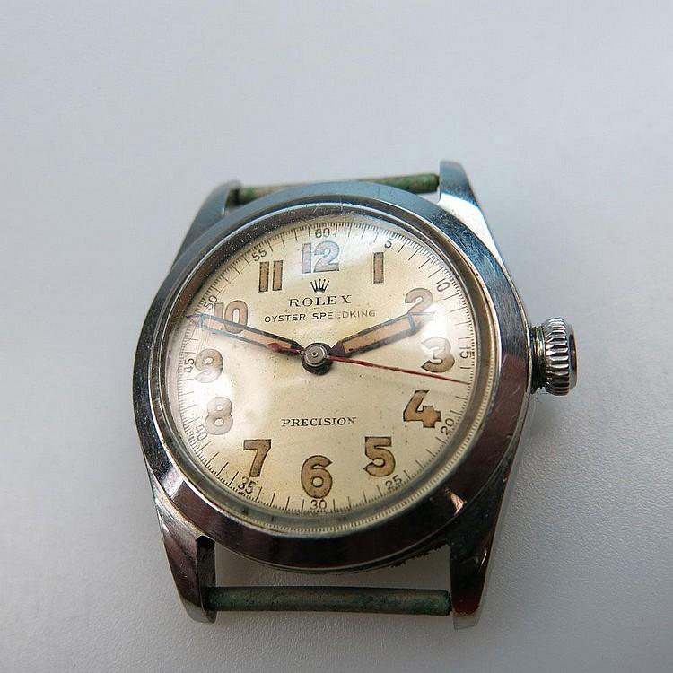 Rolex Army 3139 - Information -  H1012-L69710419