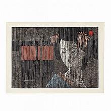 Kiyoshi Saito (1907-1997), KYOTO, 1971