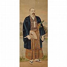 Miyakubo Ryuho, FOREIGN COUPLE, 19TH CENTURY