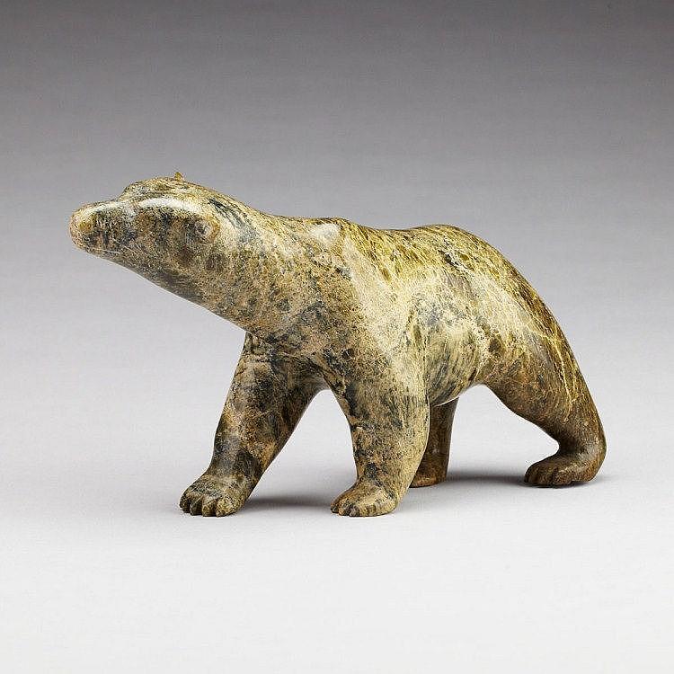 PAULOOSIE ADAMIE (1942-), E7-682, Iqaluit