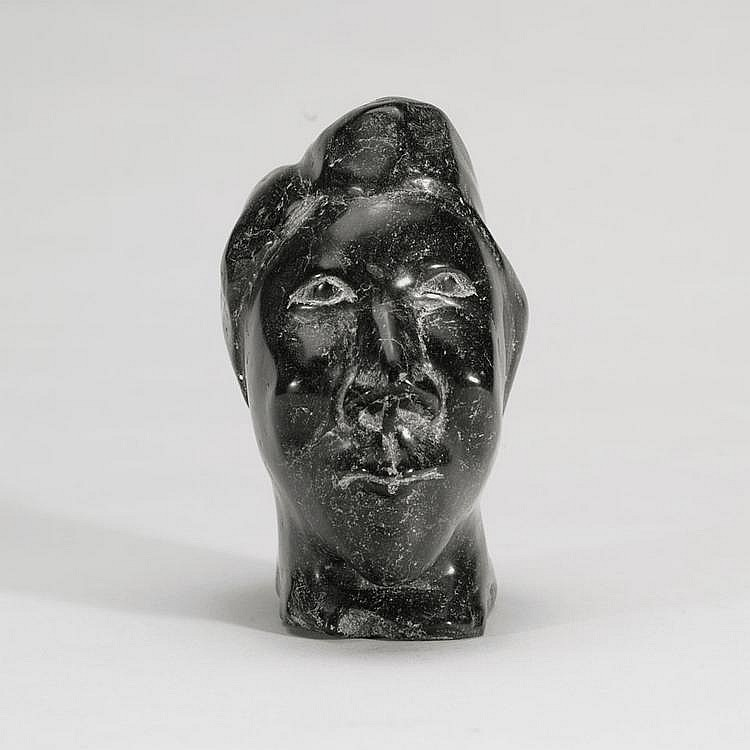 TOWATUGA SAGOUK (1934-), E7-826, Iqaluit HEAD,