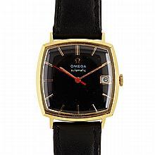 Men's Omega Wristwatch