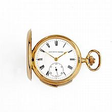 Jack Watch Factory Minute Repeat Pocket Watch