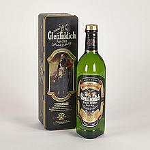 GLENFIDDICH (1 750 ML)William Gran& Son. Speyside. 40% ABV / 750 mlBottle: 1Notes: Clan Sinclair 40 Malt1 bt.per lot $200 - $300