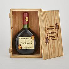 ARMAGNAC MALLIAC (1 700 ML)40% ABV / 700 mlBottled: 1928Bottle: 8/22Notes: OWC1 bt.per lot $1,100 - $1,200