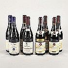 DOMAINE ROGER PERRIN CHÂTEAUNEUF-DU-PAPE LES SINARDS 2001 (2)Châteauneuf-du-Pape. DOMAINE SAINT BENOIT CHÂTEAUNEUF-DU-PAPE LA TRUFFIÈRE 2000 (2)Châteauneuf-du-Pape. E. GUIGAL CHÂTEAUNEUF-DU-PAPE 2000 (2)Châteauneuf-du-Pape. E. GUIGAL GIGONDAS