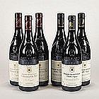 DOMAINE GRAN VENEUR CHÂTEAUNEUF-DU-PAPE LES ORIGINES 2006 (3)Châteauneuf-du-Pape. DOMAINE GRAN VENEUR CHÂTEAUNEUF-DU-PAPE VIEILLES VIGNES 2009 (3)Châteauneuf-du-Pape. 6 bts.per lot $400 - $600