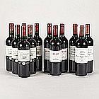 ECHO DE LYNCH BAGES CHÂTEAU HAUT-BAGES AVEROUS 2010 (3)Pauillac. CHÂTEAU HAUT-BAGES-LIBÉRAL 2010 (3)Pauillac. 5ième Cru ClasséCHÂTEAU HAUT-CANTELOUP 2009 (6)Bordeaux. 12 bts.per lot $500 - $700