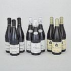 DOMAINE ALBERT MOROT BEAUNE LES BRESSANDES 2009 (3)Burgundy. 1er Cru ClasséDOMAINE ANTONIN GUYON VOLNAY CLOS DE CHÊNES 2009 (3)Burgundy. HENRI DE VILLAMONT CHAMBOLLE MUSIGNY LES FEUSSELOTTES 2010 (3)Côte de Nuits. Premier Cru Classé9 bts.per lot