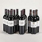 CHÂTEAU SOCIANDO-MALLET 2010 (3)Haut-Medoc. CHÂTEAU VILLARS 2009 (6)Bordeaux. CHÂTEAU VILLARS 2010 (3)Bordeaux. 12 bts.per lot $500 - $700