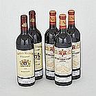 CHÂTEAU LA VIEILLE CURE 2010 (3)Bordeaux. CHÂTEAU MALESCOT ST. EXUPÉRY 1999 (2)Margaux. 3ième Cru Classé5 bts.per lot $200 - $300