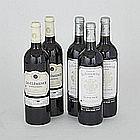 LA CLÉMENCE 2005 (2)Pomerol. CHÂTEAU LA FLEUR DE GAY 2009 (3)Pomerol. 5 bts.per lot $600 - $800