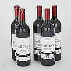 CHÂTEAU LYNCH-BAGES 2001 (2)Pauillac. 5ième Cru ClasséCHÂTEAU LYNCH-BAGES 2013 (3)Pauillac. 5ième Cru Classé5 bts.per lot $500 - $700