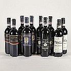 FATTOI BRUNELLO DI MONTALCINO 2006 (3)Tuscany. LA LECCIAIA BRUNELLO DI MONTALCINO RISERVA 2004 (3)Tuscany. LA SERENA BRUNELLO DI MONTALCINO 2006 (2)Tuscany. LE LUCÉRE SAN FILIPPO BRUNELLO DI MONTALCINO RISERVA 2004 (2)Tuscany. 10 bts.per lot $700 -