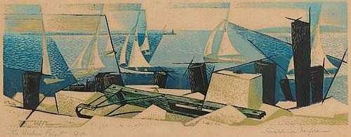 Woldemar Neufeld (1909-2002), Russian/American THE