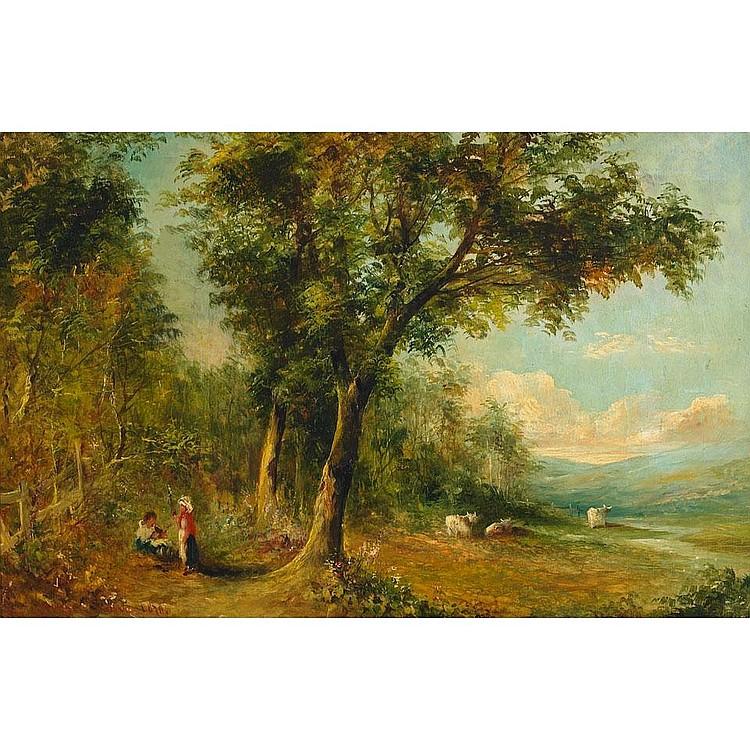 George Shaw (1843-1915), British NR DORKING -