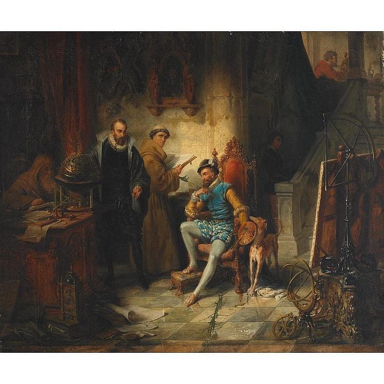Edward Ender (1822-1833), Austrian GALILEO