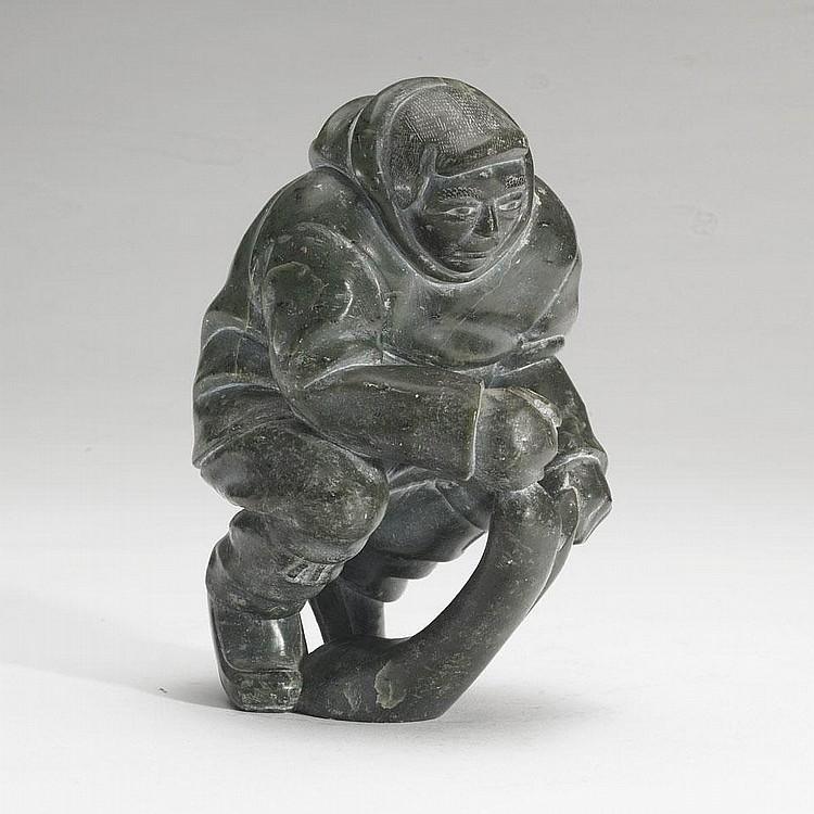 PETER USSUQI ANAUTA (1934-), E9-1353, Akulivik