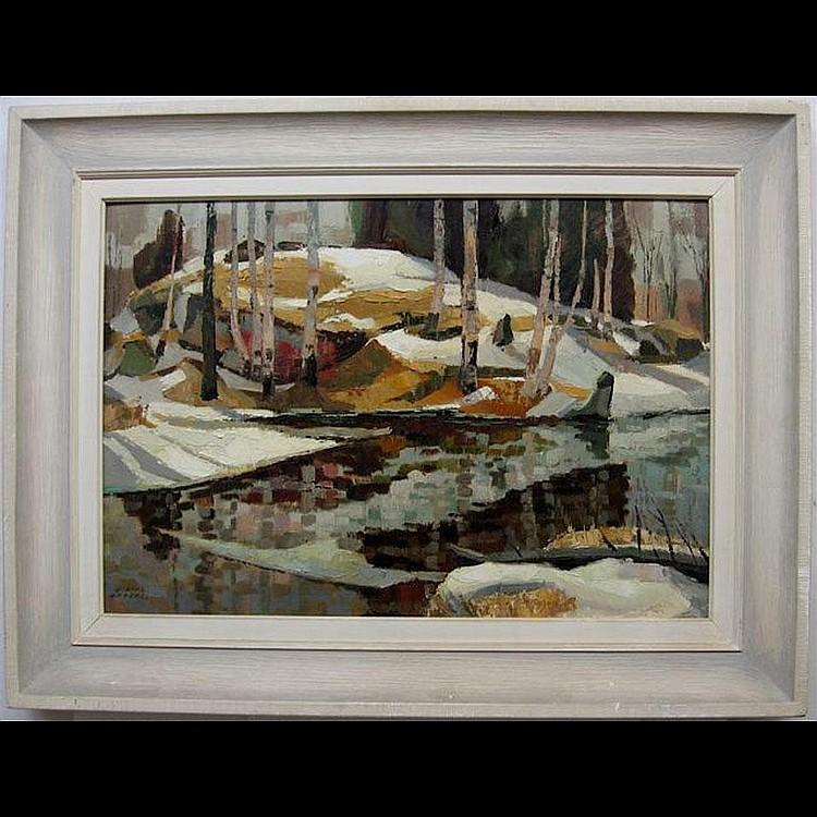 HILTON MACDONALD HASSELL (CANADIAN, 1910-1980)