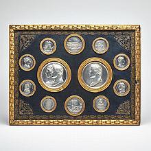 Set of  Twelve Napoleonic Clichés, Bertrand Andrieu (1761-1822) c.1820