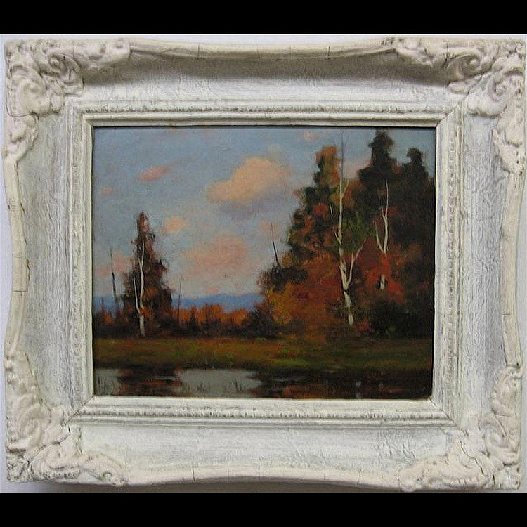 JOHN HUBERT BEYNON (1890-?) CANADIAN ONTARIO