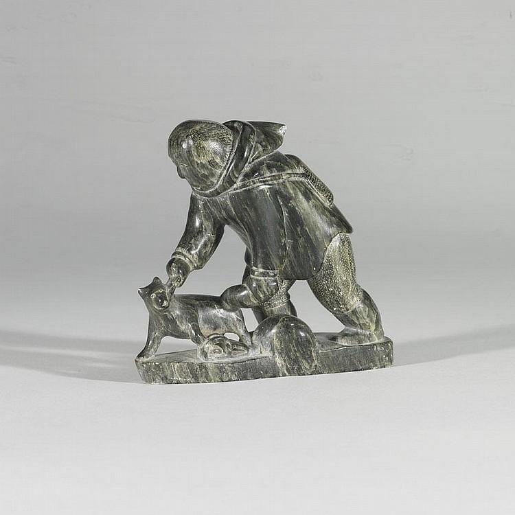 AISA QUPIRUALU ALASUA (1916-), E9-801, Povungnituk