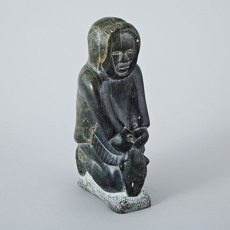 SARAH NASTAPOKA (1925-), E9-1519, Inukjuak