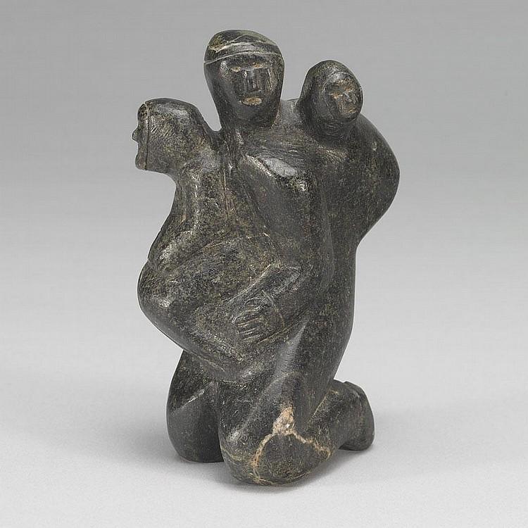 YAHA ANGNAYUINAK (1907-1980), E1-475, Arviat WOMAN