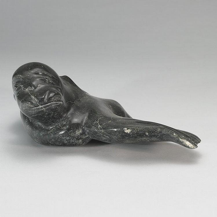 MAUDIE RACHEL OKITTUQ (1944-), E4-393, Spence Bay