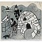 KELLYPALIK MANGITAK (1940-), E7-999, Cape Dorset