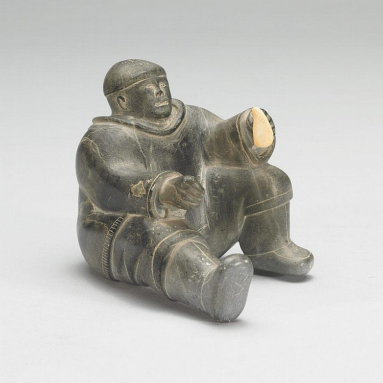JEETALOO AKULUKJUK (1939-), E6-281, Pangnirtung