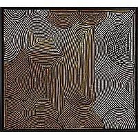 Lorna Ward Napanangka (1962- ), Aboriginal
