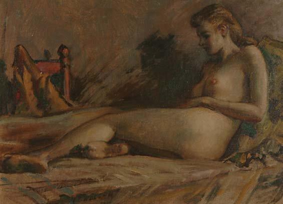 American Art Harold C** Wolcott