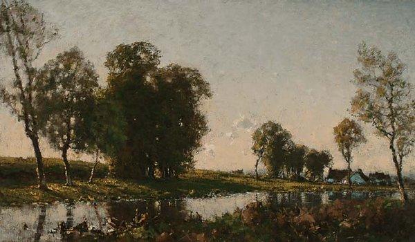 British Art José Weiss (1859-1919)