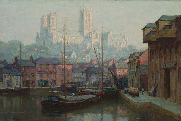 British Art Terrick John Williams (1860-1936)
