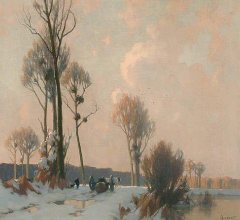 French Art Alexandre Jacob (1876-1972)