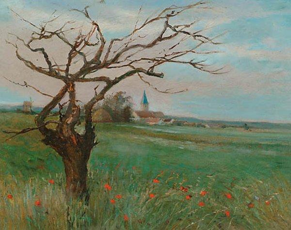 Hungarian Art Ferenc de Szikszay (1871-1908)