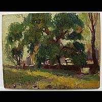 ARTHUR DOMINIQUE ROZAIRE (1879-1922) CANADIAN