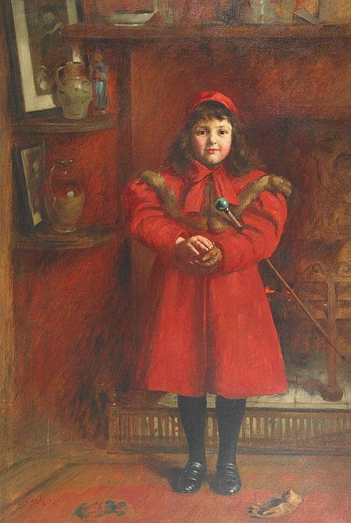 Charles Martin Hardie (1858-1916), Scottish IN