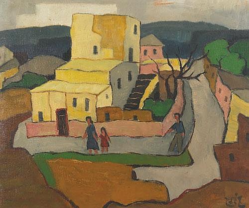 Shmuel Schlesinger (1896-1952), Israeli SANHEDRIA,