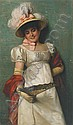 Manner of Giovanni Costa (1826-1903), Italian UNA, Nino Costa, Click for value