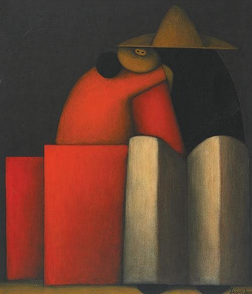 Jesus Mariano Leuus (1948- ), Mexican FAMILY