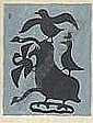 Inuit Art, Kellypalik Mangitak, Click for value